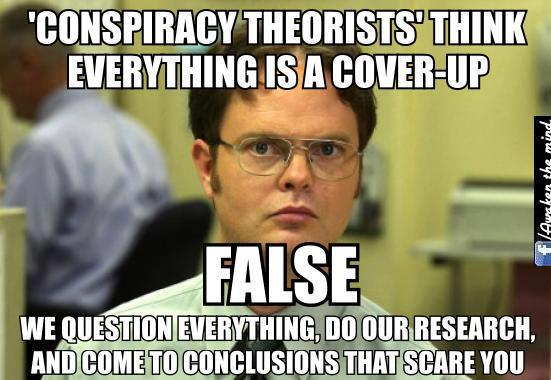 conspiracy theory