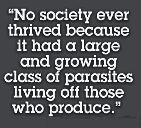 government parasites