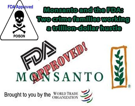 MONSANTO PROTECTION ACT REPEALED FDA CORRUPTION DISEASE AND DEATH