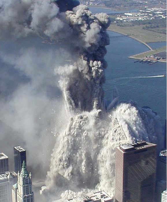 world trade center nuked