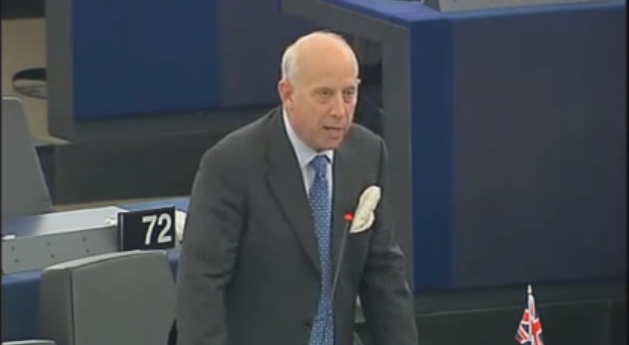 Central Banking banksters fraud fractional reserve banking Godfrey Bloom European Parliament