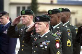 green beret letter to washington we will support and defend the constitution against all enemies